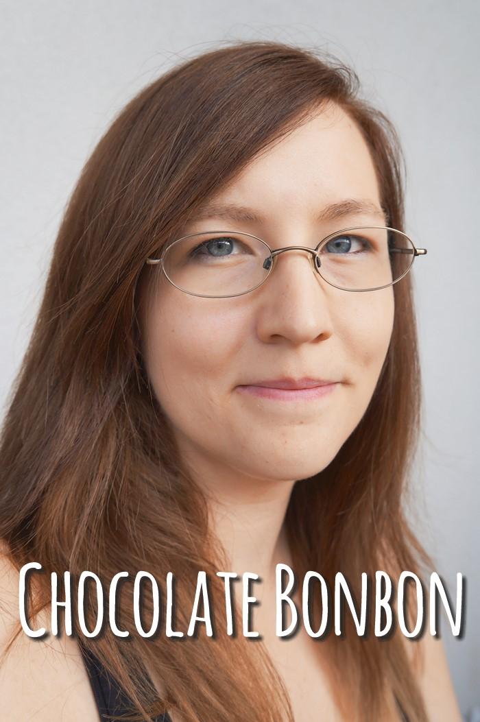 Chocolate Bonbon Citrus Glitter