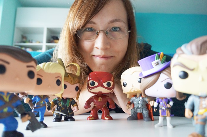 My 33rd Birthday - Me & My Funko Pop!s