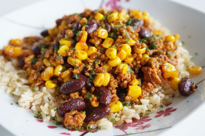 Raya's Chili Con Carne