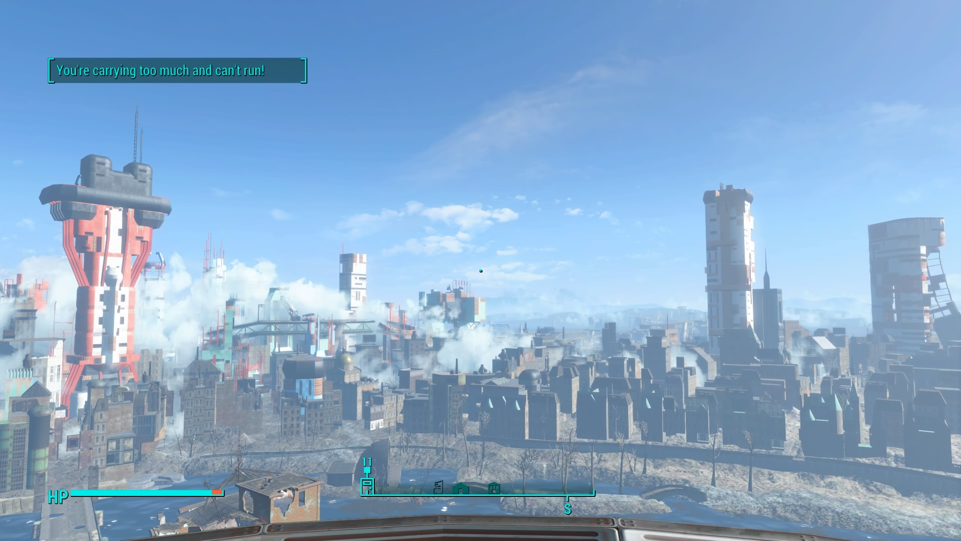 Fallout 4 - Boston
