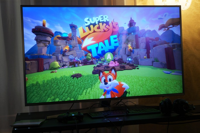 Game City 2017 - Super Lucky's Tale