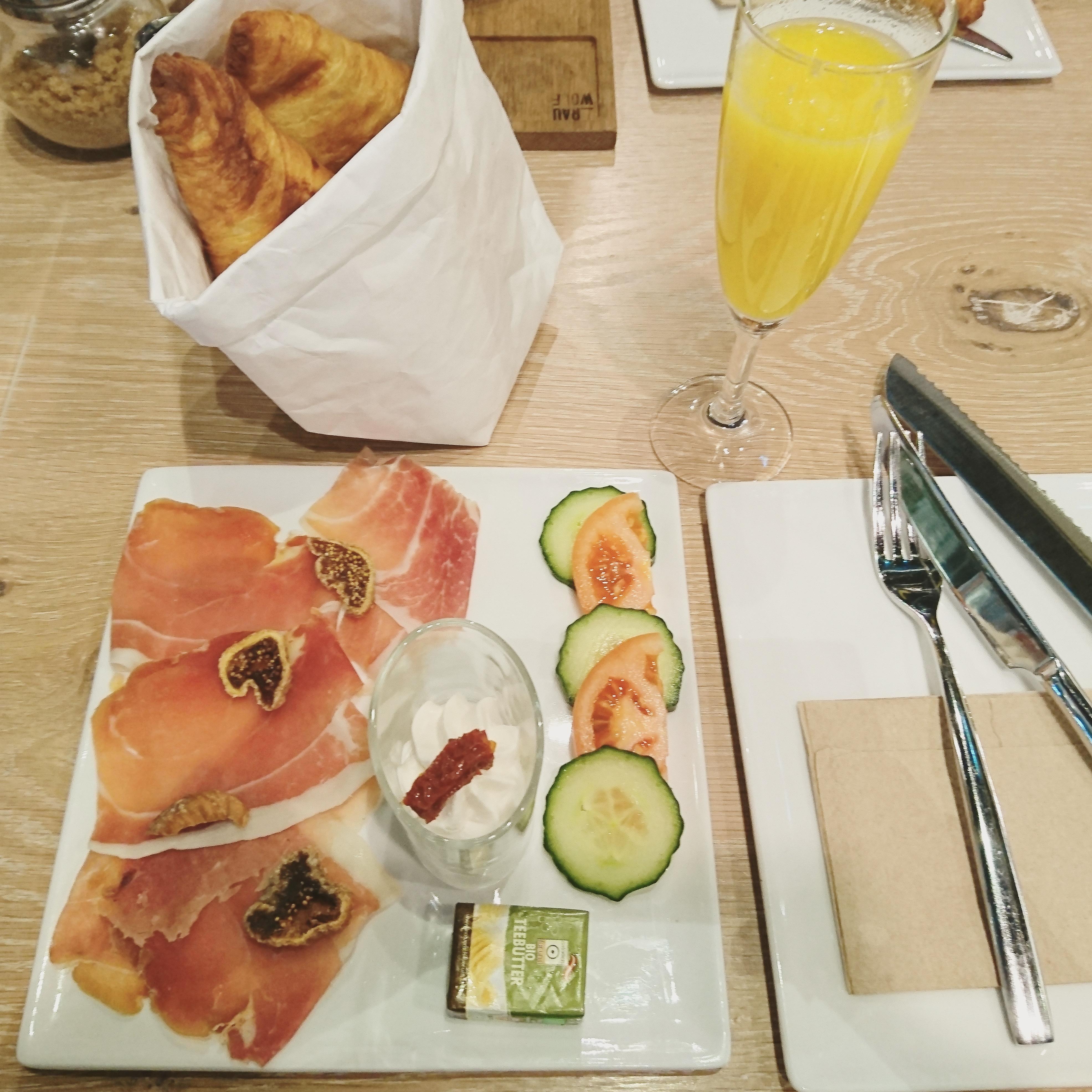 Rauwolf breakfast - Piccolo Trentino