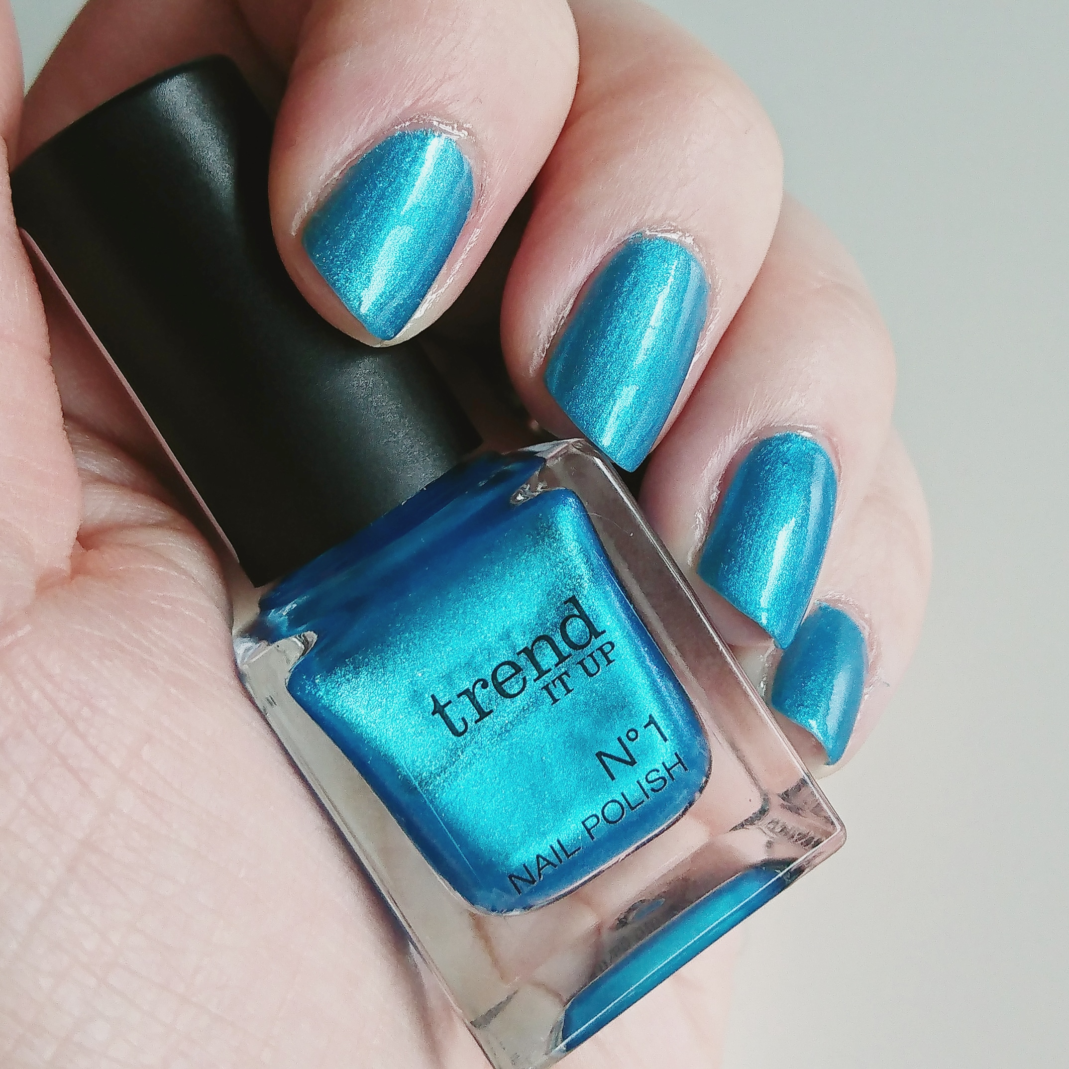 trend it up - no1 nail polish - 211