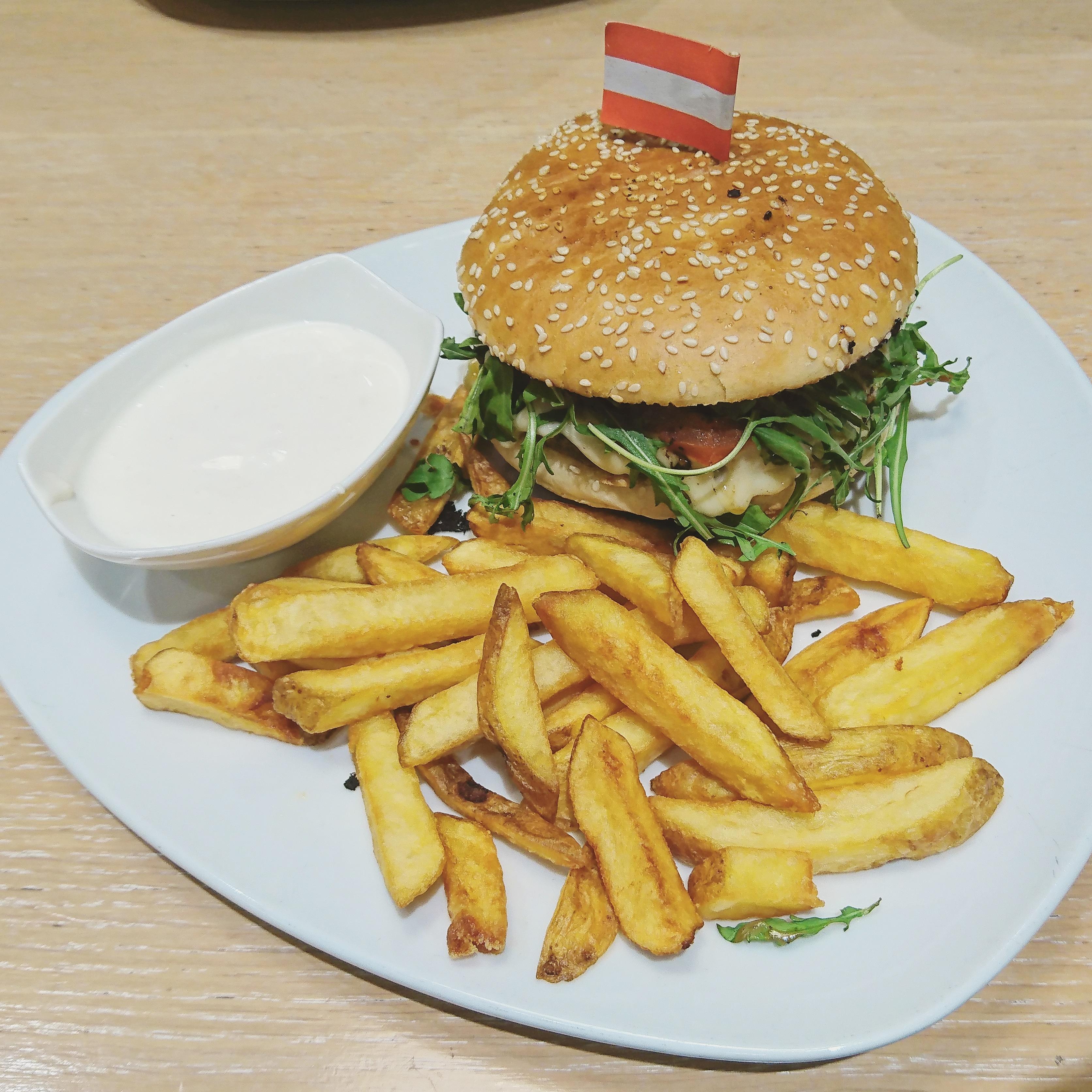 Merkur Burger